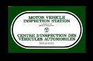 Motor Vehicle Inspection Station